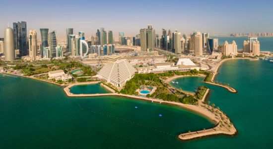 Doha-city Overview